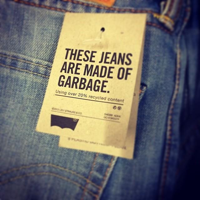 Non è deh sta cosa mi convinca molto fatti di spazzatura