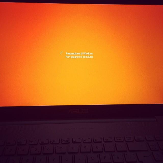 Quando hai fretta Windows dovrà fare un aggiornamento importante